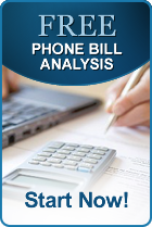 Free phone bill analysis