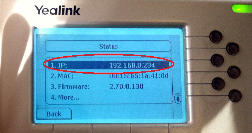 How to enable missed call logs on a Yealink IP phone - Powered by